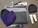 Delta Air Lines' new 'eco-friendly' amenity kits for business class 'unboxed'