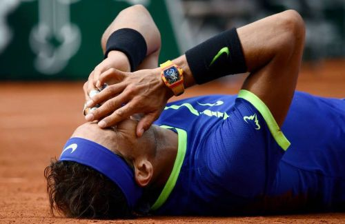 Win or Lose: a closer look at Rafael Nadal's Richard Mille watch at Wimbledon