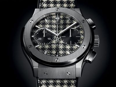 Wishlist: Hublot Class Fusion Italia Independent Collection