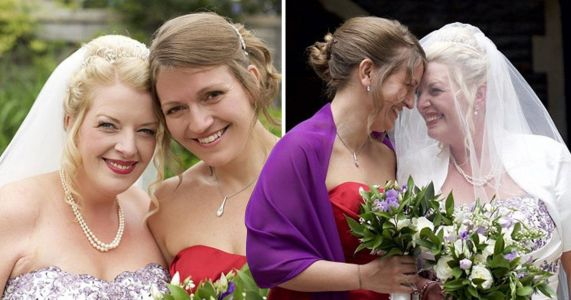 It's National Bridesmaid's Day, and this woman has been voted the UK's best