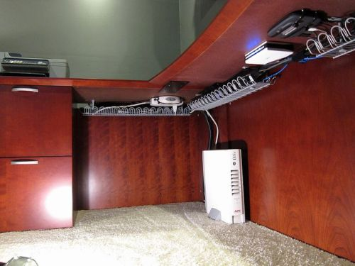 20 Awesome Desk with Cable Management Pics