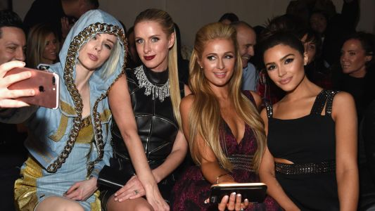 What Fashion Week is Like for 'Sports Illustrated' Swimsuit Rookie and E! 'Model Squad' Star Olivia Culpo