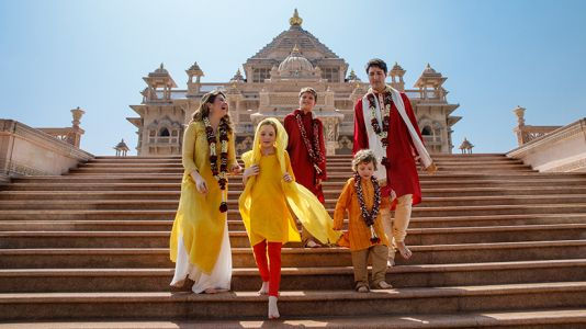 It's Not Just The India Trip, Justin Trudeau Likes To Dress Up. A Lot