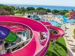 Have a lark at Greece's shiny new water park