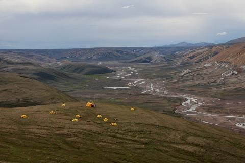 Uncovering Pliocene landscapes in Canada's High Arctic
