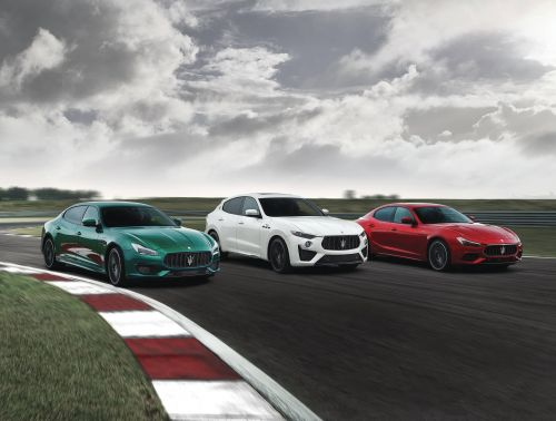 Oh My, Maserati! The New Trofeo Collection Is Here