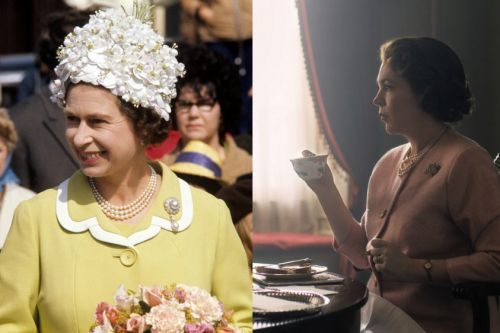 See How The Crown's New Actors Compare To The Real-Life Royals