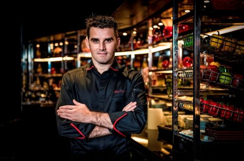 27 Questions with Olivier Limousin, head chef at L'Atelier de Joël Robuchon