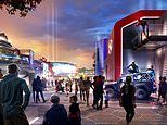 Disneyland Paris unveils new image of Marvel superhero-themed attraction set for the French park