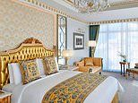 Inside Dubai's latest hotel - the Emerald Palace Kempinski