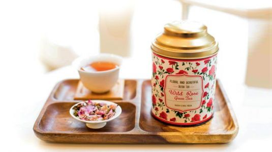 Gourmet tea and coffee is the latest food trend