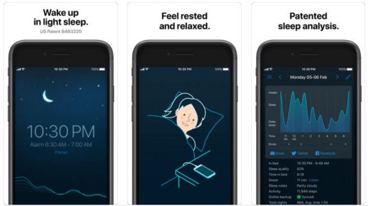 9 Best Sleep Tracker Apps To Help You Get Adequate Sleep