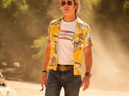 This summer, emulate Brad Pitt with this John Elliott shirt and 7 others