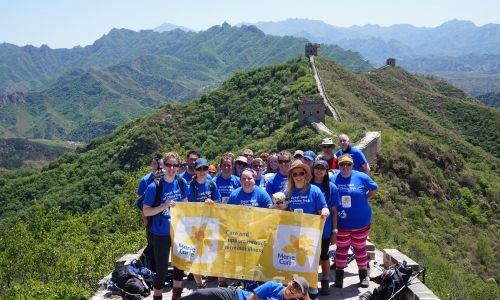 4 of the best overseas charity treks to sign up to now