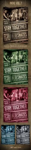 30 Beautiful Concert Flyer Template Psd Pictures