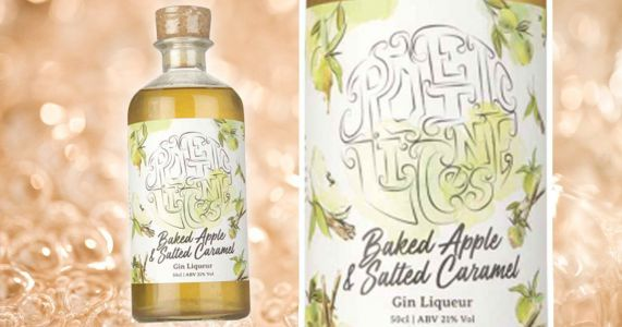 Salted caramel gin now exists, meaning you can drink dessert