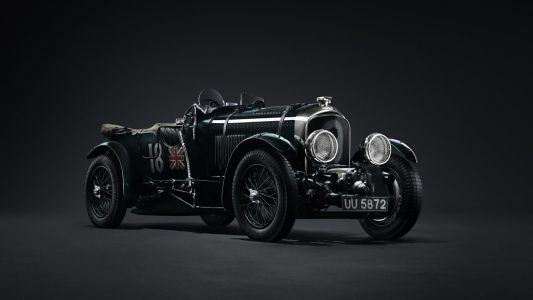 Bentley tunnels into history to recreate its iconic 1929-style 'Blowers'