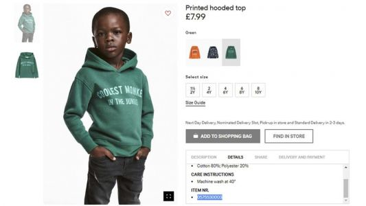 H&M faced backlash over its 'monkey' sweatshirt ad. It isn't the company's only controversy