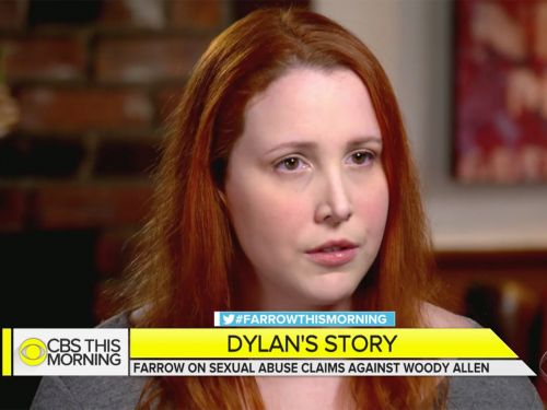 'Why Shouldn't I Want To Bring Him Down?' Dylan Farrow Speaks Out About Woody Allen