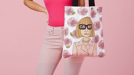The Met Store's 'Camp Icons' Capsule Includes an Anna Wintour Tote and Alessandro Michele Pin