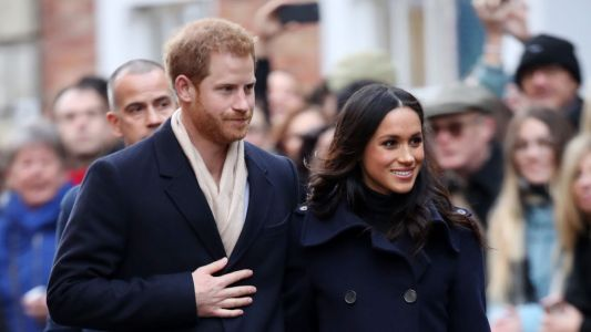Meghan Markle's Nottingham Look Is a Stylish Lesson in Layering