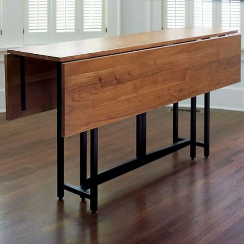 46 Best Of Drop Leaf Console Table Images