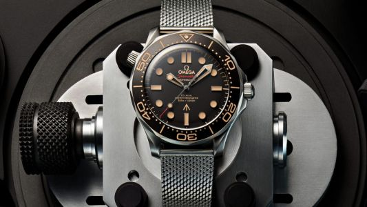 The 9 most iconic watches worn by James Bond, from past to present
