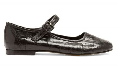 Dhani's Sophisticated Mary Janes