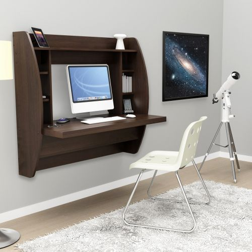 30 Awesome Wall Mount Computer Desk Pictures