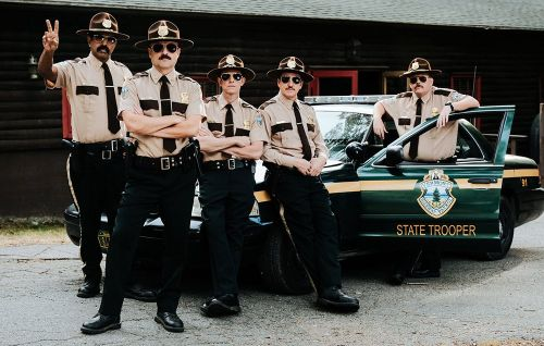 The 'Super Troopers 2' Trailer Is Finally Here, and It Takes the Shenanigans Up to Canada