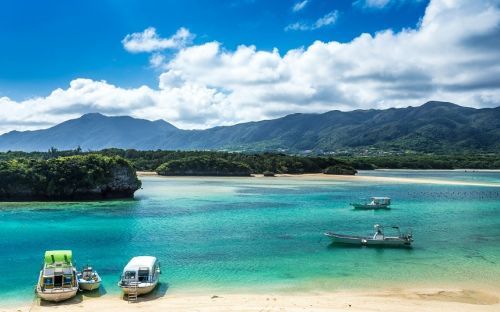These tiny Japanese islands are now welcoming nearly 10 million tourists a year