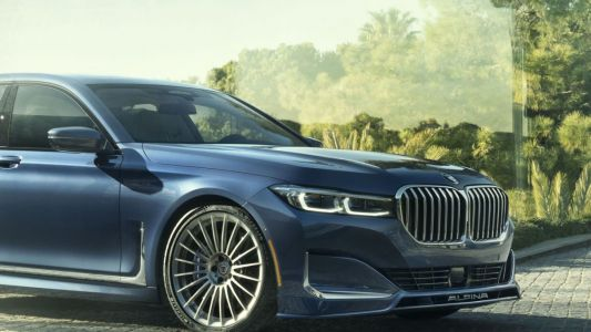 Here's why the 2020 BMW Alpina B7 is the fastest sedan money can buy