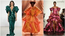 New York Fashion Week Gave Us The Chic '80s Prom We Deserve