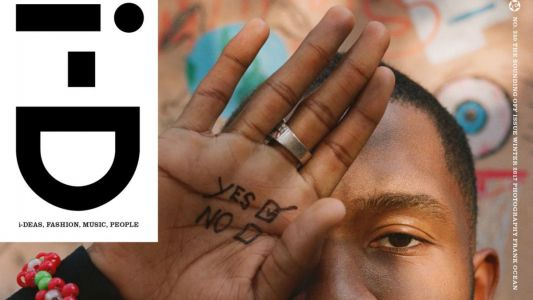 Must Read: Frank Ocean Covers 'i-D' Magazine, How Harvey Weinstein Used His Fashion Connections to Victimize Models