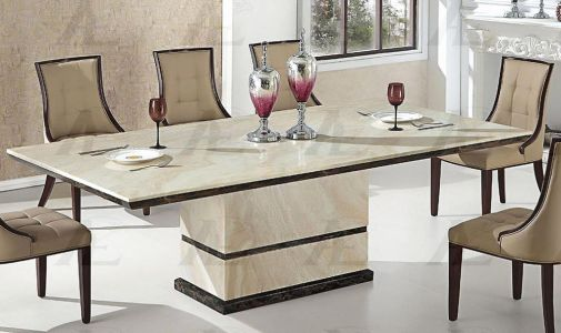 49 New Marble top Dining Table Pictures