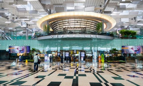 11 extraordinary things to do in Changi Airport