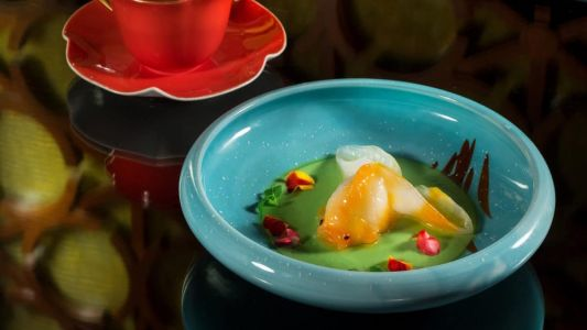 New Eats: Goldfish dim sum, Simon Rogan's new menu and health food on the go