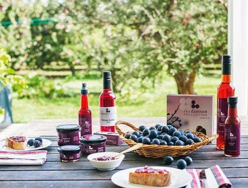 The Damson Collection's Margie Chambers shares her tips on starting a jam business
