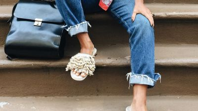 How to Cuff Your Jeans Like a Fashion Person