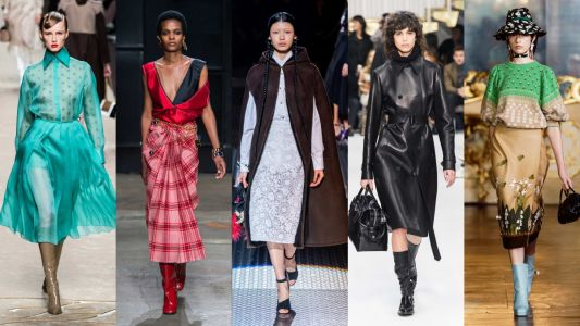 7 Top Trends From the Milan Fall 2019 Runways