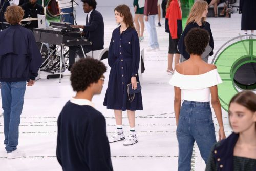 Watch the Lacoste Runway Show Live