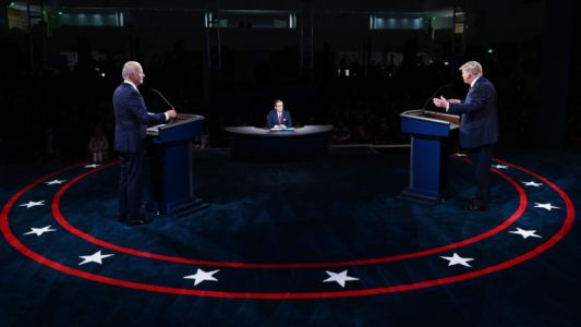 Good Luck, America: 5 Takeaways From The First Presidential Debate