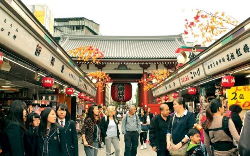 All the things you shouldn't miss in Tokyo, the capital of Japan