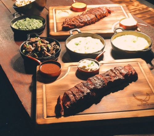 Pop-up steakhouse The Feather Blade has a steak cut you've probably never tried