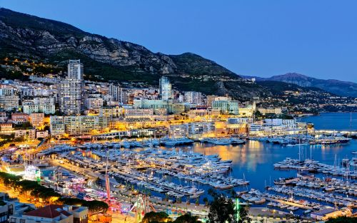 Monaco nightlife