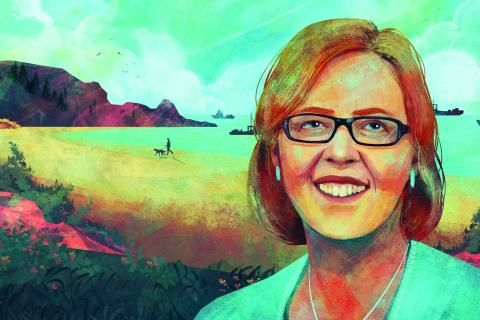 Our Country: Elizabeth May