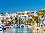 Spanish hotel owners are furious that tourists are allowed to rent BOATS as accommodation