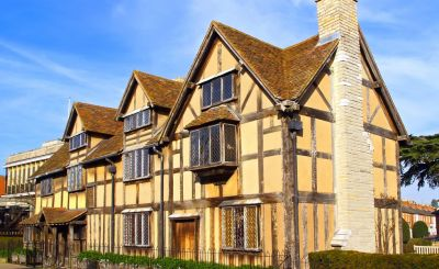 Luxury stay in the historic city of Stratford-upon-Avon