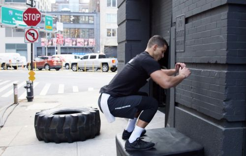 How to Do a Box Jump With Perfect Form