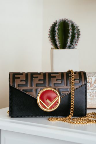 Logo Love: Fendi is At It Again, This Time With a Cool New Belt Bag